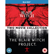 Produktbilde for Blair Witch: Two Movie Collection (UK-import) (BLU-RAY)