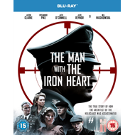 Produktbilde for The Man With The Iron Heart (UK-import) (BLU-RAY)