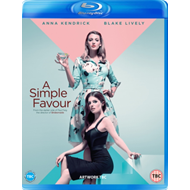 Produktbilde for A Simple Favour (UK-import) (BLU-RAY)