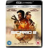 Sicario 2 - Soldado (UK-import) (BLU-RAY)