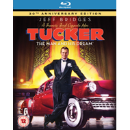 Produktbilde for Tucker: The Man And His Dream (UK-import) (BLU-RAY)