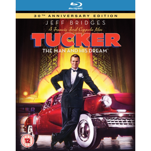 Tucker: The Man And His Dream (UK-import) (BLU-RAY)
