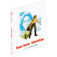 Two-Lane Blacktop - The Masters Of Cinema Series (UK-import) (BLU-RAY)