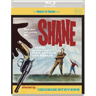 Shane - The Masters Of Cinema Series (UK-import) (BLU-RAY)