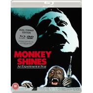 Monkey Shines - An Experiment In Fear (UK-import) (BLU-RAY)