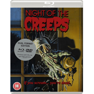 Produktbilde for Night Of The Creeps (UK-import) (BLU-RAY)