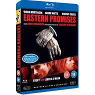 Eastern Promises (UK-import) (BLU-RAY)