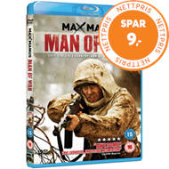 Produktbilde for Max Manus - Man Of War (UK-import) (BLU-RAY)
