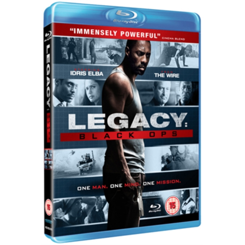 Legacy - Black Ops (UK-import) (BLU-RAY)