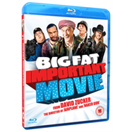 Big Fat Important Movie (UK-import) (BLU-RAY)