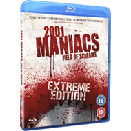 2001 Maniacs: Field Of Screams (UK-import) (BLU-RAY)
