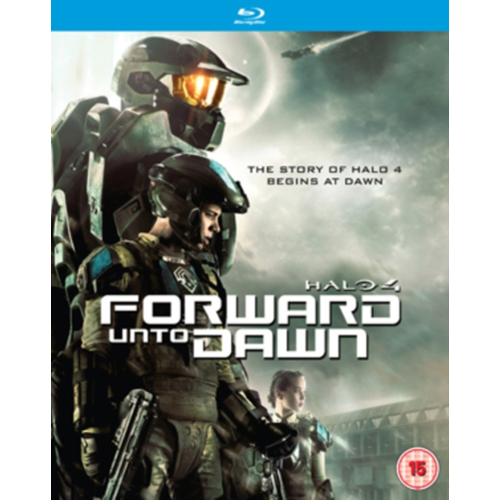 Halo 4: Forward Unto Dawn (UK-import) (BLU-RAY)