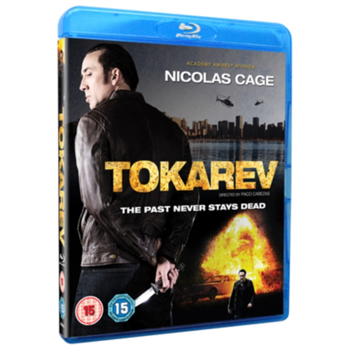 Tokarev (UK-import) (BLU-RAY)