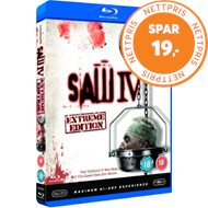 Produktbilde for Saw IV (UK-import) (BLU-RAY)