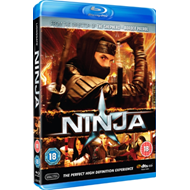 Ninja (UK-import) (BLU-RAY)