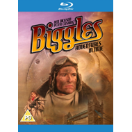 Produktbilde for Biggles: Adventures In Time (UK-import) (BLU-RAY)