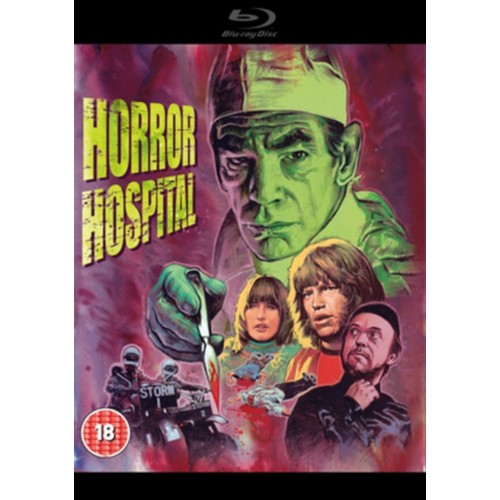 Horror Hospital (UK-import) (BLU-RAY)