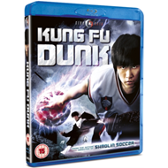Produktbilde for Kung Fu Dunk (UK-import) (BLU-RAY)