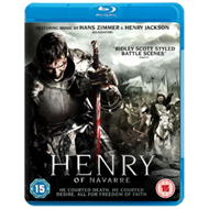 Henry Of Navarre (UK-import) (BLU-RAY)