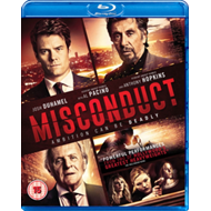 Produktbilde for Misconduct (UK-import) (BLU-RAY)