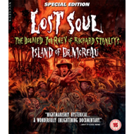 Produktbilde for Lost Soul - The Doomed Journey Of Richard Stanley's Island Of... (UK-import) (BLU-RAY)
