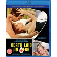 Produktbilde for Death Laid An Egg (UK-import) (BLU-RAY)