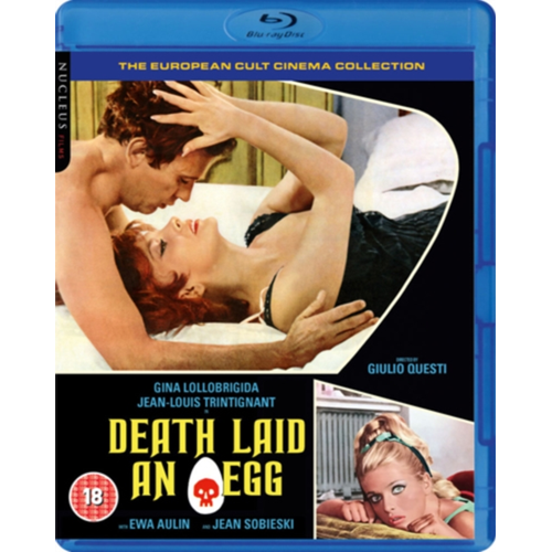 Death Laid An Egg (UK-import) (BLU-RAY)