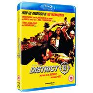 District 13 (UK-import) (BLU-RAY)
