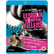 Lesbian Vampire Killers (UK-import) (BLU-RAY)