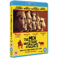 Men Who Stare At Goats (UK-import) (BLU-RAY)