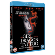 Produktbilde for The Girl With The Dragon Tattoo (UK-import) (BLU-RAY)