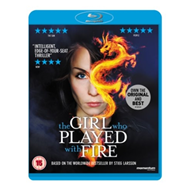 Girl Who Played With Fire (UK-import) (BLU-RAY)
