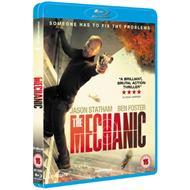 Produktbilde for The Mechanic (UK-import) (BLU-RAY)
