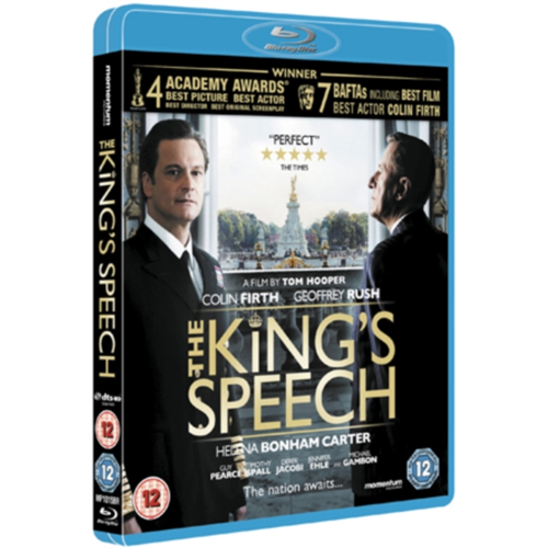 King's Speech (UK-import) (BLU-RAY)