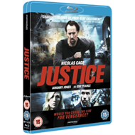 Produktbilde for Justice (UK-import) (BLU-RAY)