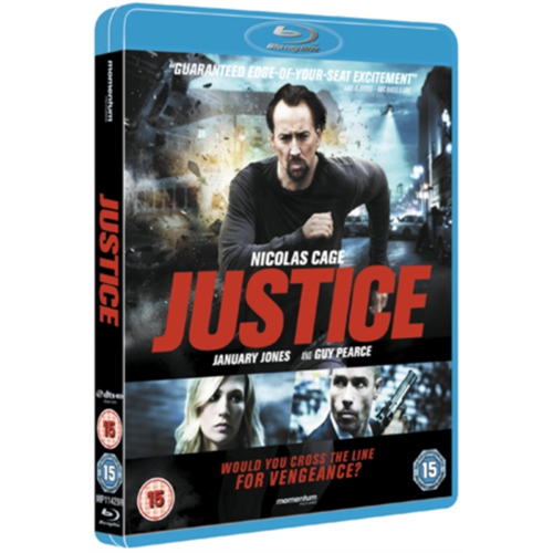 Justice (UK-import) (BLU-RAY)