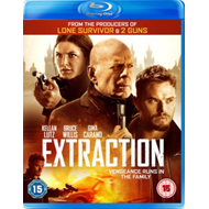 Extraction (UK-import) (BLU-RAY)