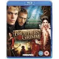 Brothers Grimm (UK-import) (BLU-RAY)