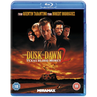 From Dusk Till Dawn 2 - Texas Blood Money (UK-import) (BLU-RAY)