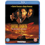 From Dusk Till Dawn 3 - The Hangman's Daughter (UK-import) (BLU-RAY)