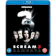 Produktbilde for Scream 3 (UK-import) (BLU-RAY)