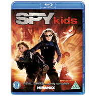 Produktbilde for Spy Kids (UK-import) (BLU-RAY)