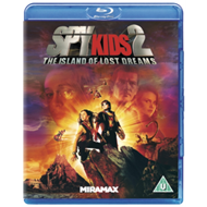 Spy Kids 2 - The Island Of Lost Dreams (UK-import) (BLU-RAY)