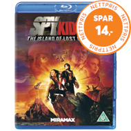 Produktbilde for Spy Kids 2 - The Island Of Lost Dreams (UK-import) (BLU-RAY)