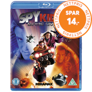 Produktbilde for Spy Kids 3 - Game Over (UK-import) (BLU-RAY)