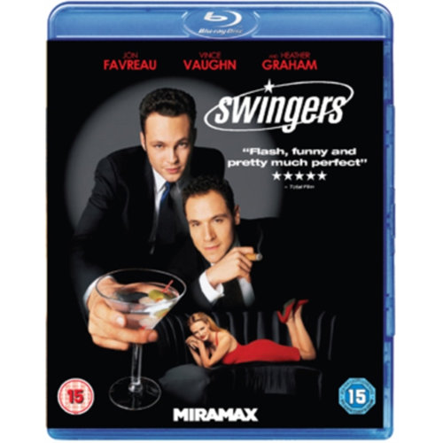 Swingers (UK-import) (BLU-RAY)