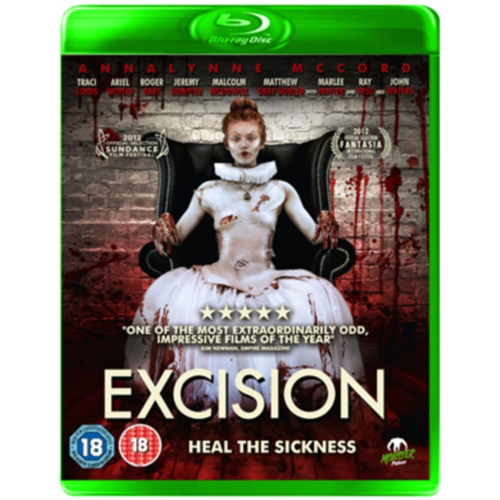 Excision (UK-import) (BLU-RAY)