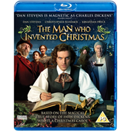 The Man Who Invented Christmas (UK-import) (BLU-RAY)