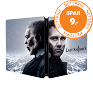 Produktbilde for The Last Knights (UK-import) (BLU-RAY)
