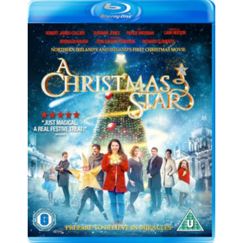 Christmas Star (UK-import) (BLU-RAY)